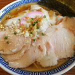 「レアチャーシューワンタン麺」 中華そばぬーじボンボンMENDES(南風原町)