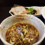 「水出し昆布〆 和風淡麗つけ麺」 麺屋シロサキ(読谷村喜名)