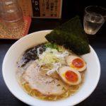 「塩ラーメン」麺屋シロサキ(読谷村喜名)