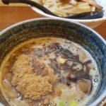 「つけ麺」 舞麺食堂 松風 (西原町)